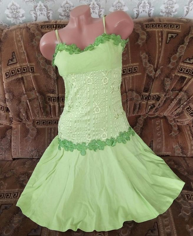 Женское сарафан (платье)