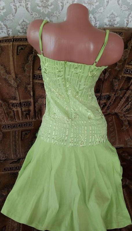 Женское сарафан (платье) - Фото 2