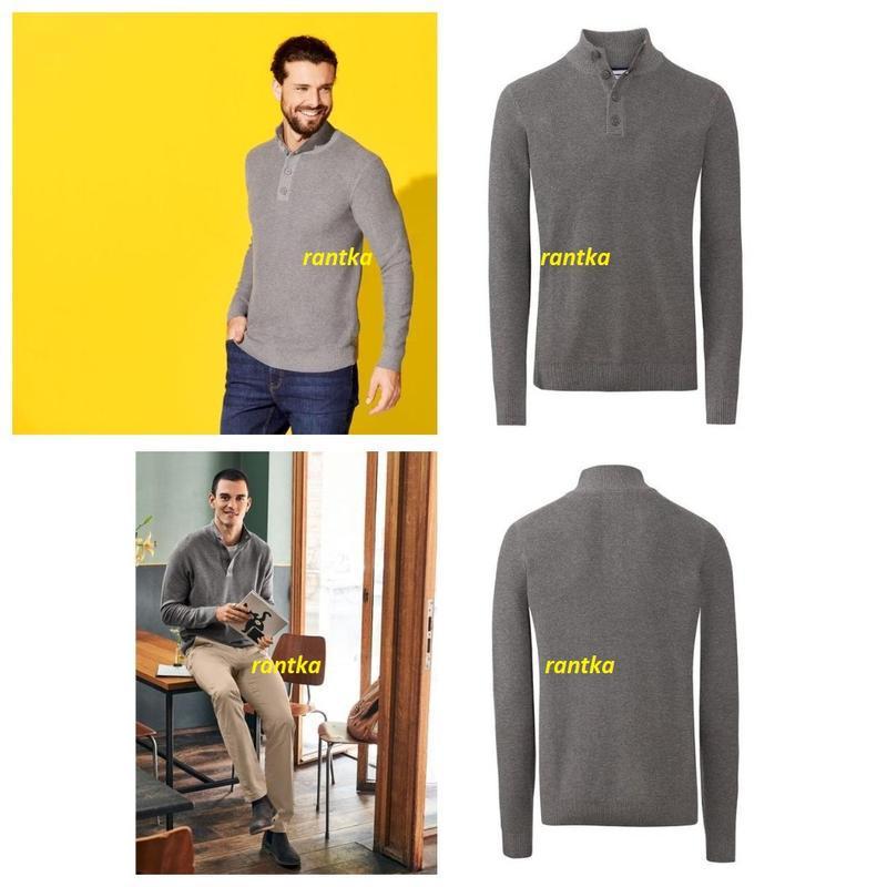 Грудь 142+см фирменный свитер/ кофта/джемпер/ пуловер от немец...