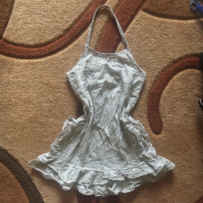 Сарафан платье платьице сарафанчик 100% хлопок/котон