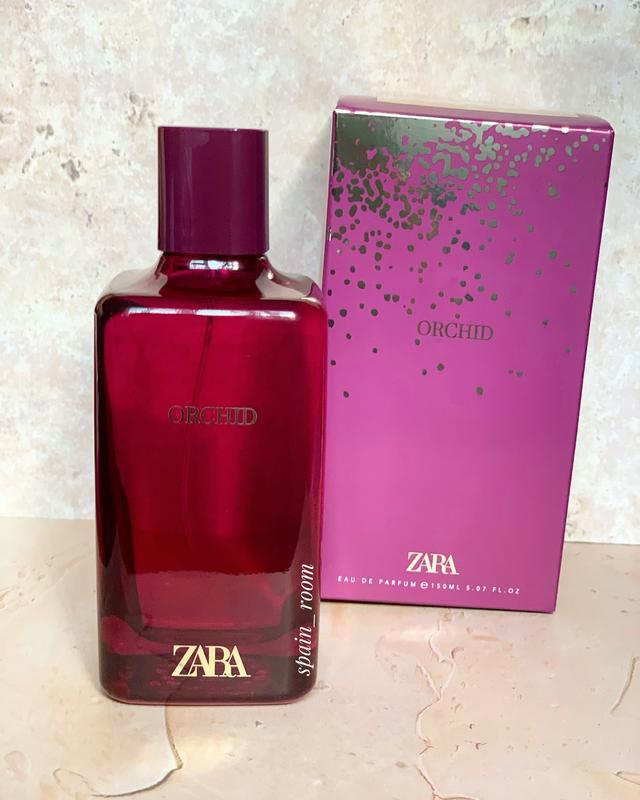 Духи zara orchid /парфуми/парфюм /туалетная вода