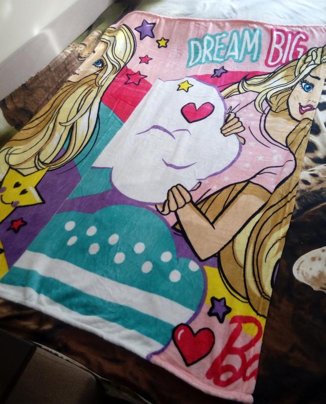 Новый детский плед/одеяло микрофибра 125x150 см.