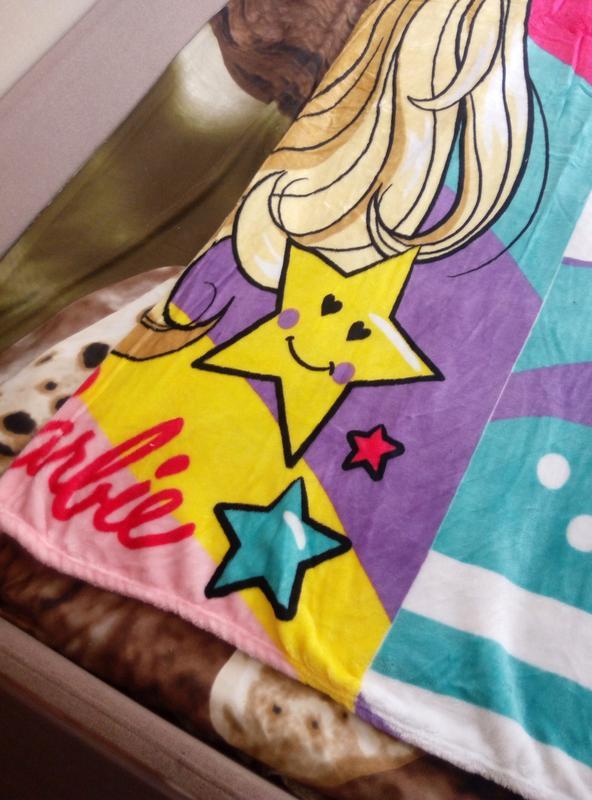 Новый детский плед/одеяло микрофибра 125x150 см. - Фото 3