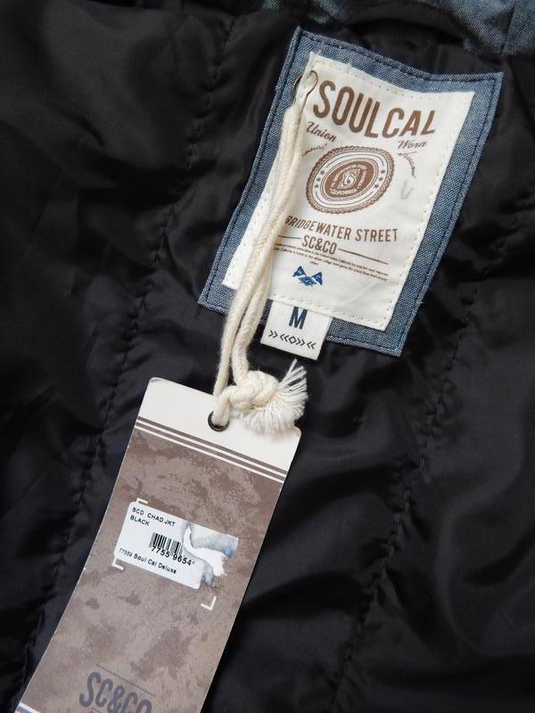 Бомбезная, стильная легкая мужская куртка от известного бренда... - Фото 4