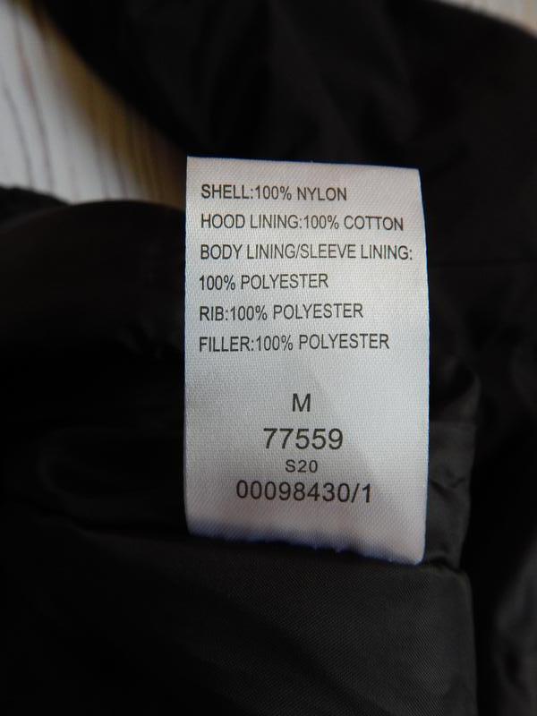 Бомбезная, стильная легкая мужская куртка от известного бренда... - Фото 6