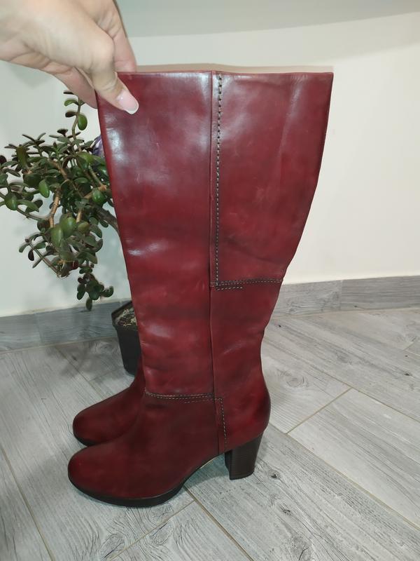 Женские ботинки  tamaris original 37 розмір 23,5 см стелька