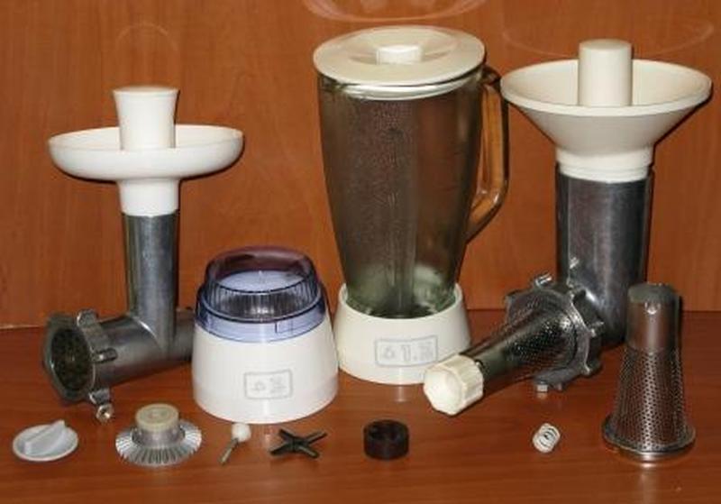 Насадки, детали, запчасти для кухонного комбайна Мрия 2м. - Фото 2