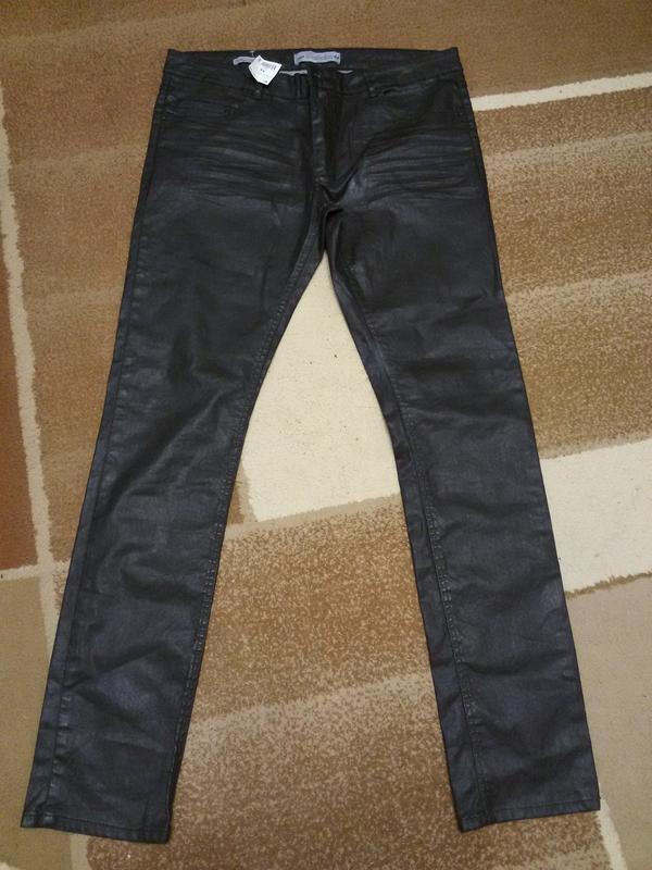 Мужские брюки под кожу flim fri