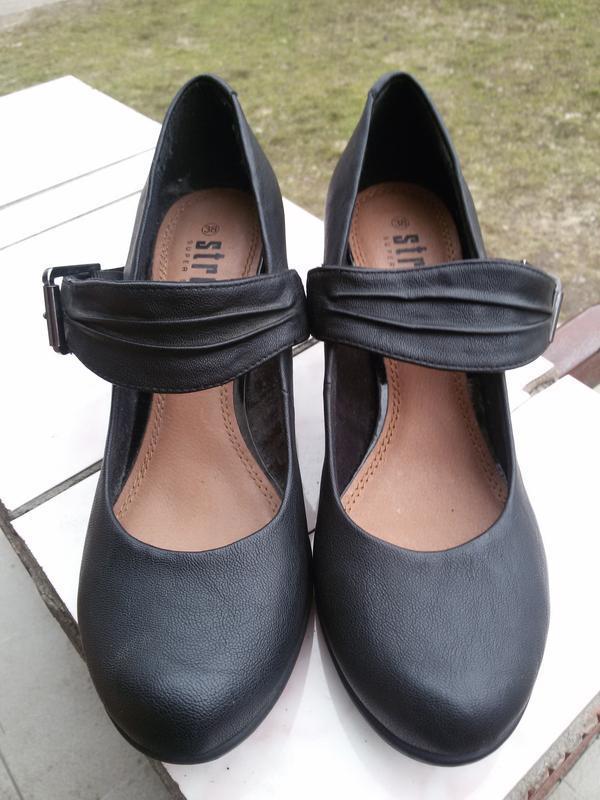 Стильные туфли street 38р