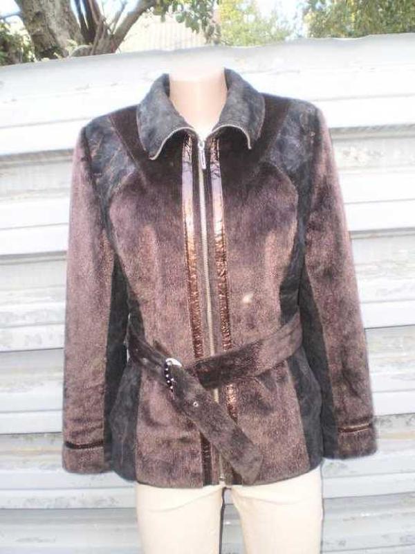Стильная и качественная куртка на синтепоне 48-50