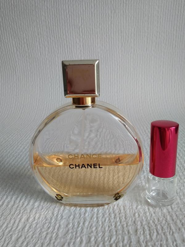 Оригинал!5 мл,chanel chance легендарный парфюм!