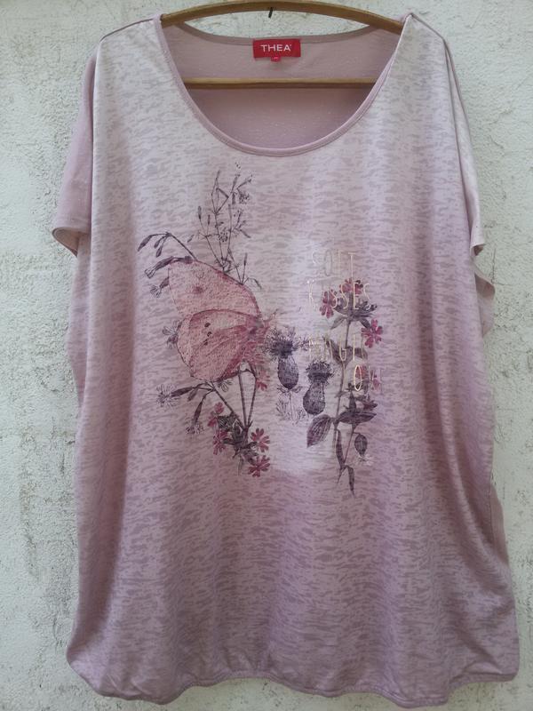 Шикарная футболка thea