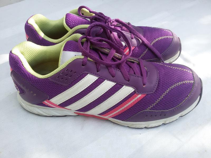Комфортные кроссовки adidas - Фото 6
