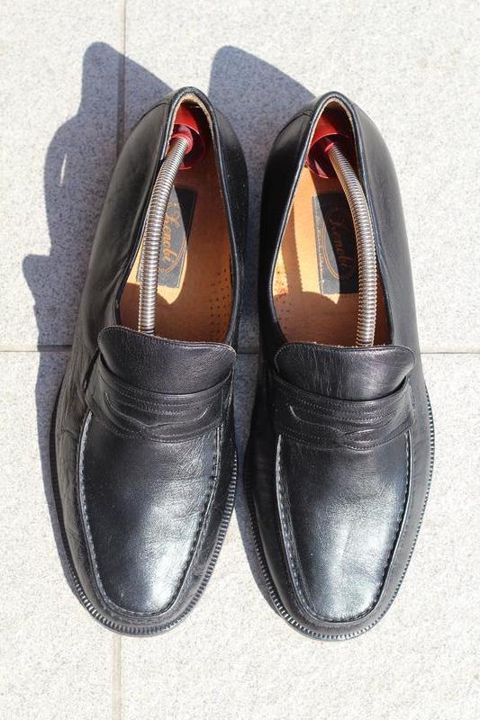Кожаные туфли, мокасины zenobi италия