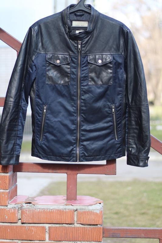 Куртка облегченная 46-48р. zara mаn оригинал