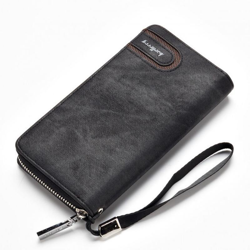 Элегантный клатч baellerry jeans ( baellerry denim ) черный