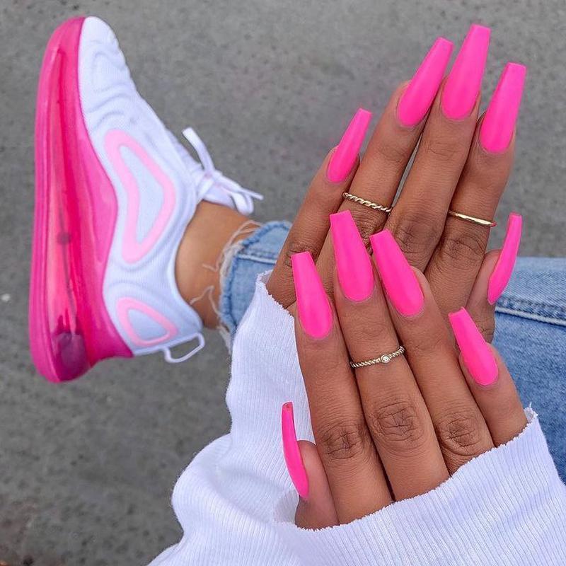 Женские кроссовки nike air max 720 pink white, найк, демисезон...