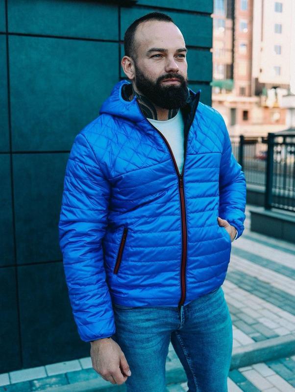 Куртка мужская на осень/весну - Фото 6