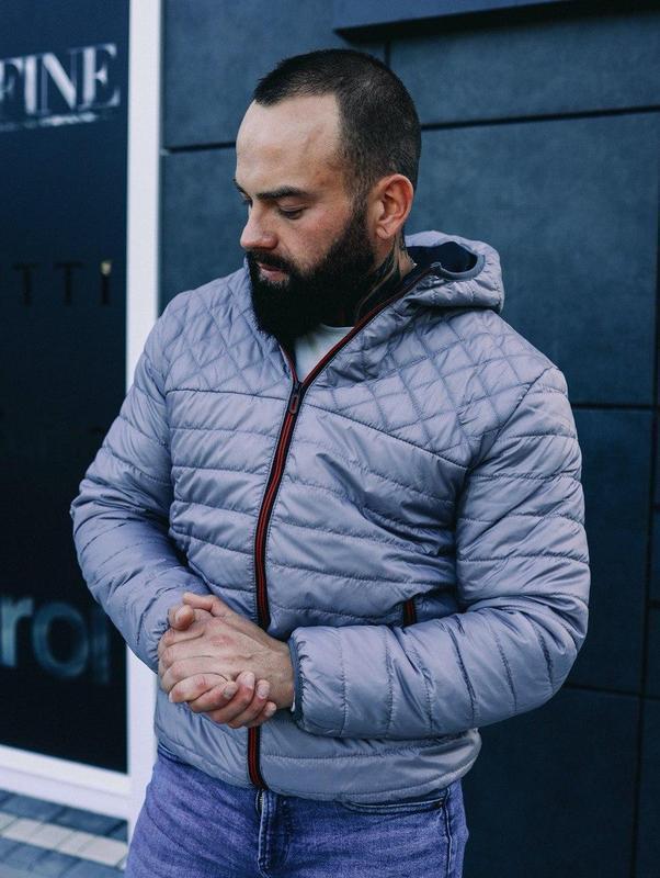 Мужская куртка на осень/весну - Фото 2
