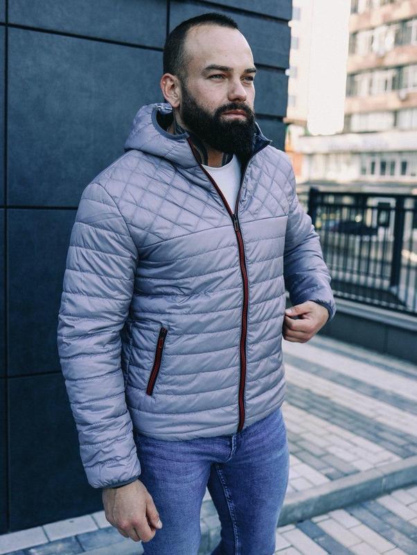 Мужская куртка на осень/весну - Фото 3