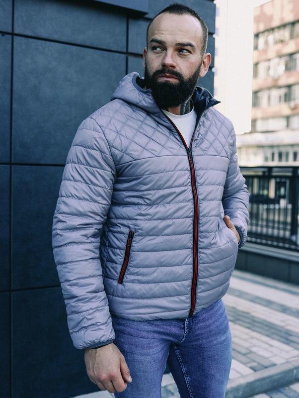 Мужская куртка на осень/весну - Фото 4