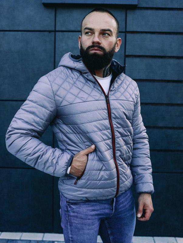 Мужская куртка на осень/весну - Фото 5