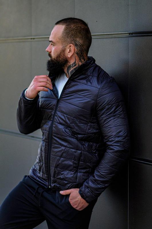 Мужская осенняя куртка на осень-весну - Фото 2