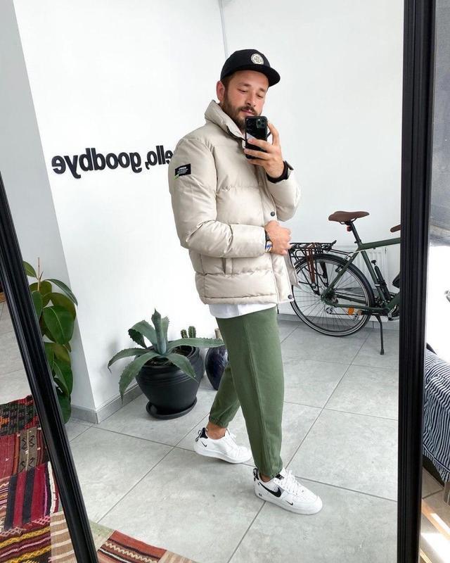 Шикарный пуховик/зимняя куртка - Фото 3
