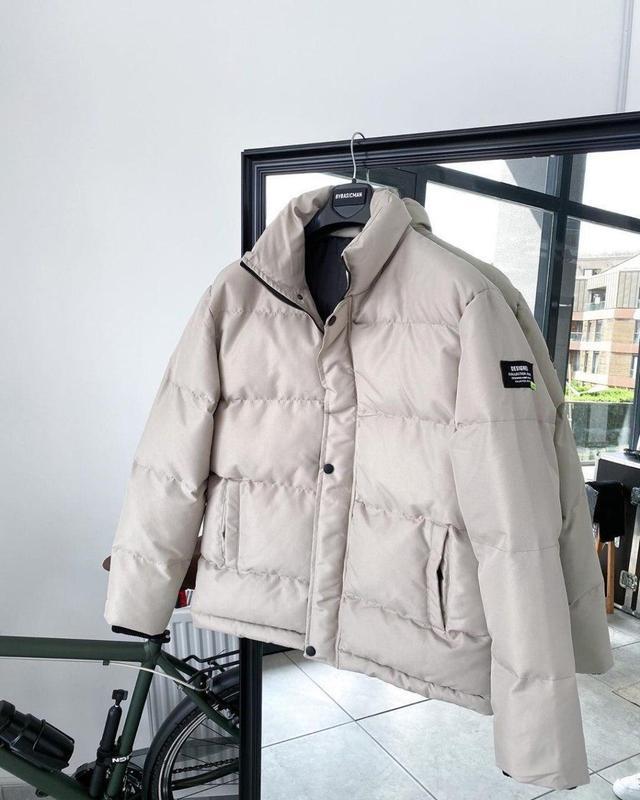 Шикарный пуховик/зимняя куртка - Фото 4