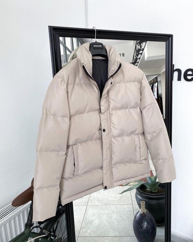 Шикарный пуховик/зимняя куртка - Фото 6
