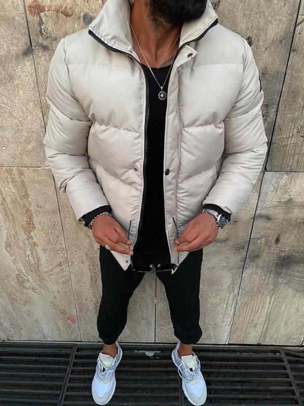 Шикарный пуховик/зимняя куртка - Фото 7