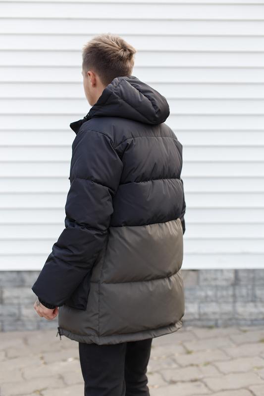Мужская зимняя куртка/пуховик - Фото 2