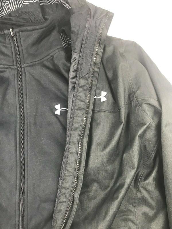 Куртка  under armour 3 в 1 оригинал из сша - Фото 8