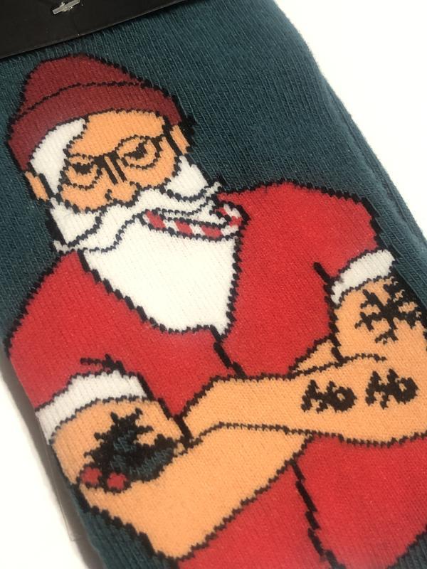 Новогодние жаккардовые носки h&m ! - Фото 5