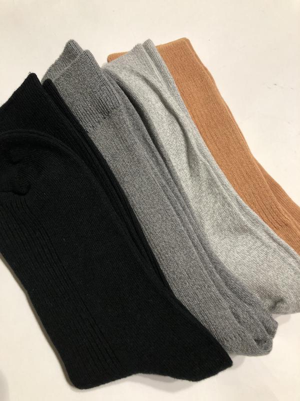 Носки h&m рельефной вязки ! упаковка из 4шт. !