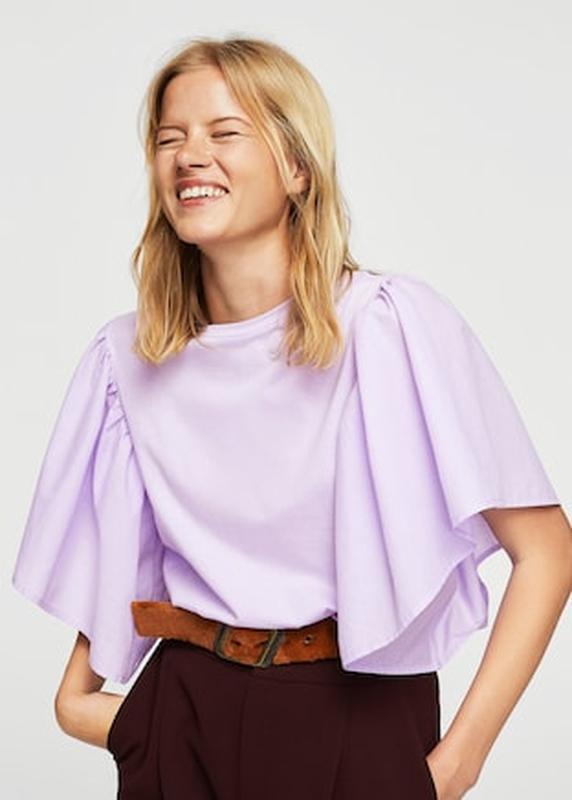 Блуза mango.