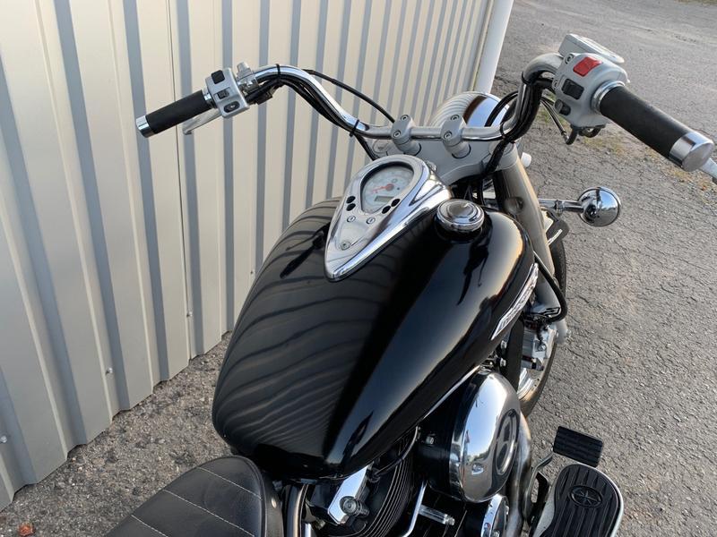 Yamaha DragStar400 Classic - Фото 8