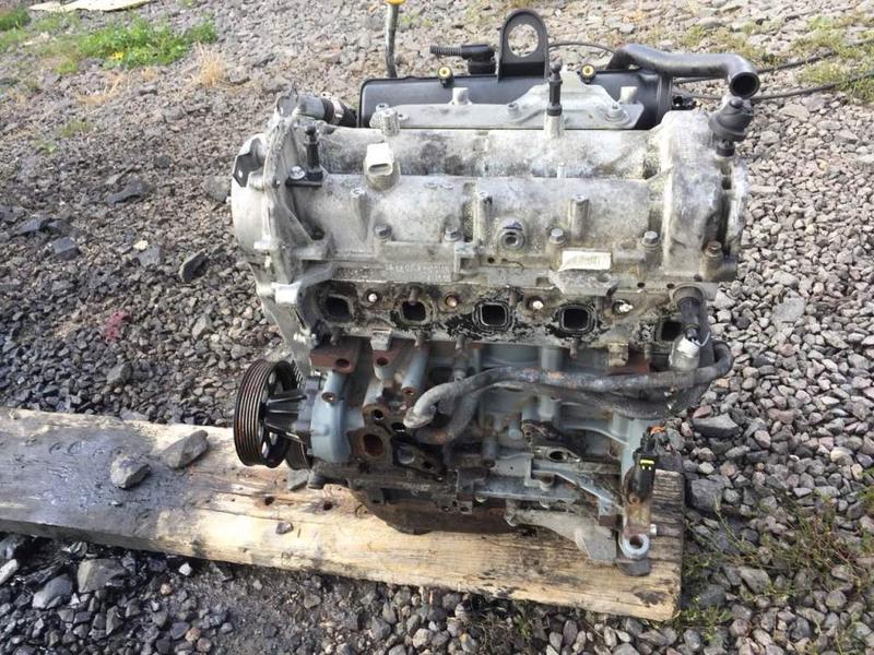 Двигун Fiat Doblo 1.3 2010-2015 Euro 5