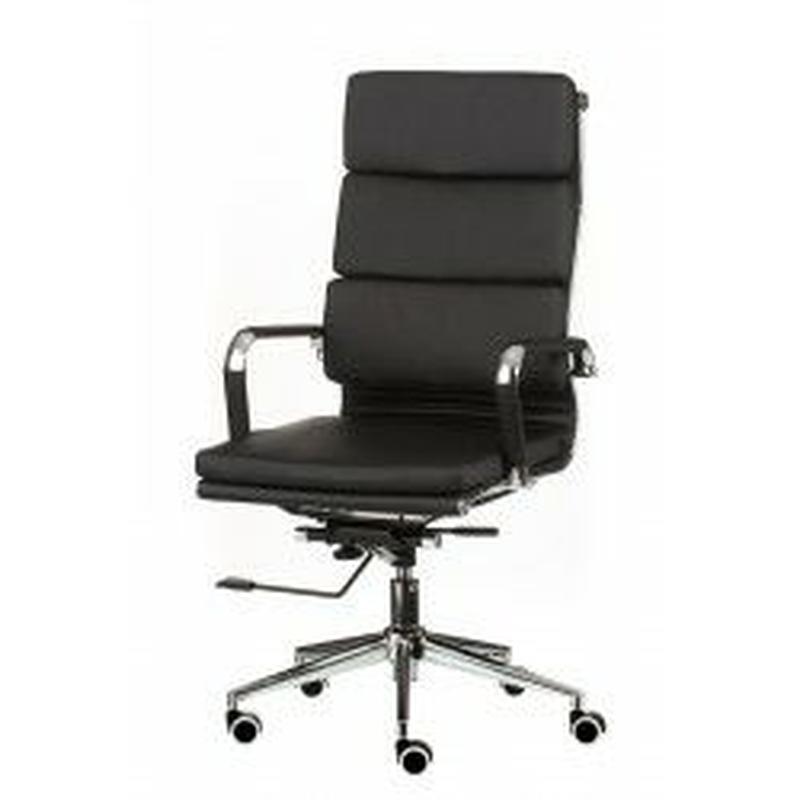 Кресло Solano artleather  bleck в наличии
