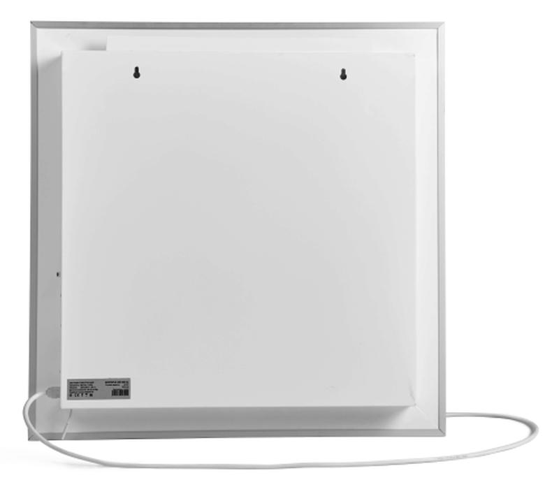 Керамічний обігрівач Ecoteplo AIR 600 EL (колір білий мармур) - Фото 6