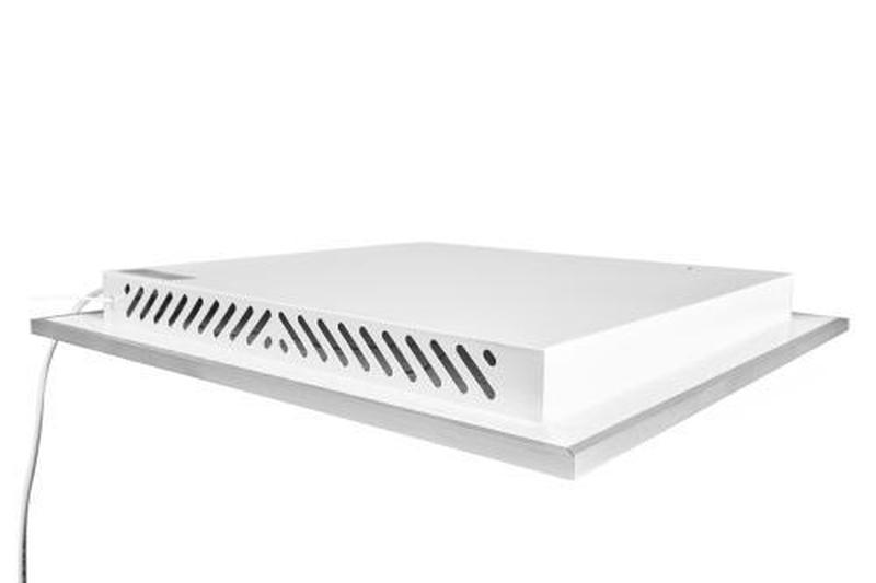 Керамічний обігрівач Ecoteplo AIR 600 EL (колір білий мармур) - Фото 7