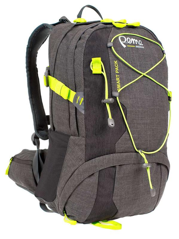 Рюкзак Peme Smart Pack 35 Grey - Фото 3