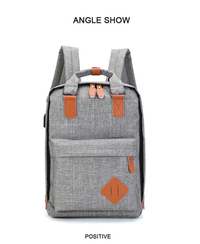 Городской рюкзак. Эксклюзив- в комплекте сумка и клатч - Фото 4