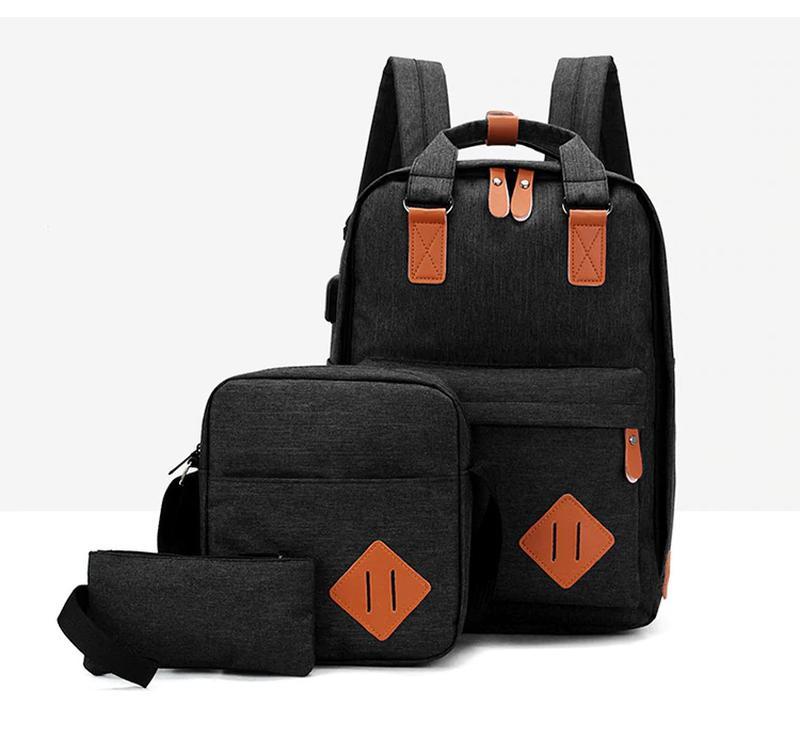 Городской рюкзак. Эксклюзив- в комплекте сумка и клатч - Фото 5