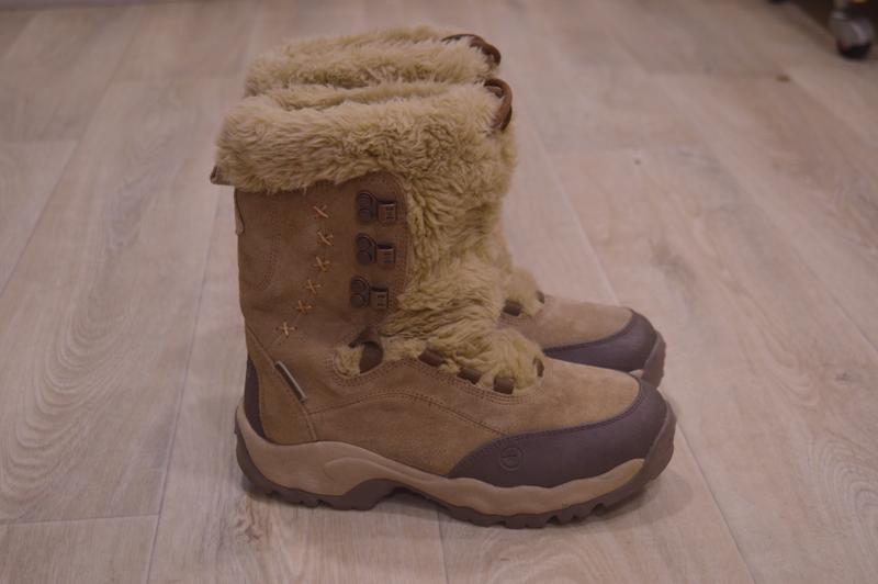 Женские зимние ботинки hi tec оригинал