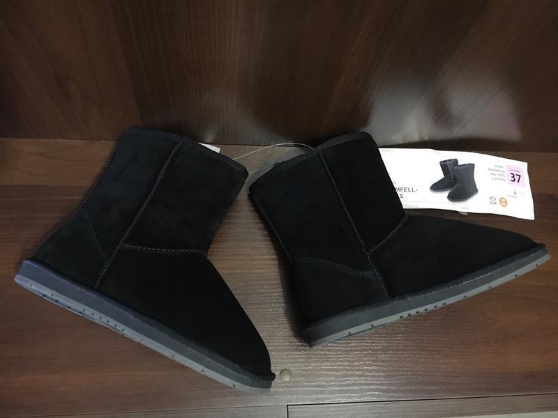 Uggi уги тепле натуральне взуття. німеччина.