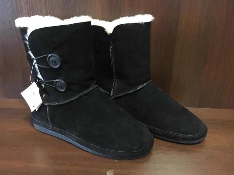 Ugg угі тепле зручне натуральне взуття! 41-42р німеччина! - Фото 3