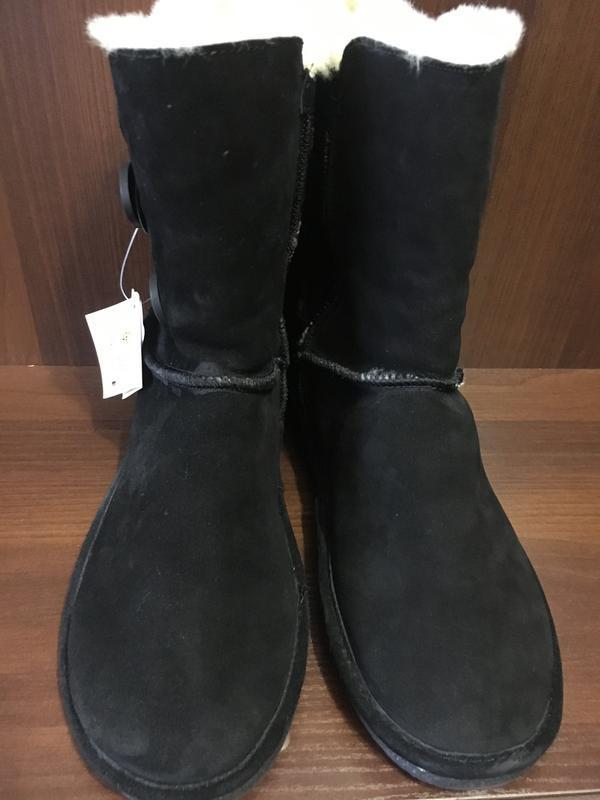 Ugg угі тепле зручне натуральне взуття! 41-42р німеччина! - Фото 4