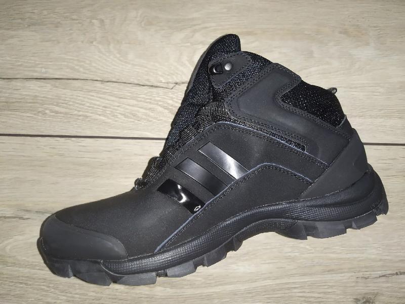Зимние ботинки adidas climaproof зима зимові кроссовки - Фото 4