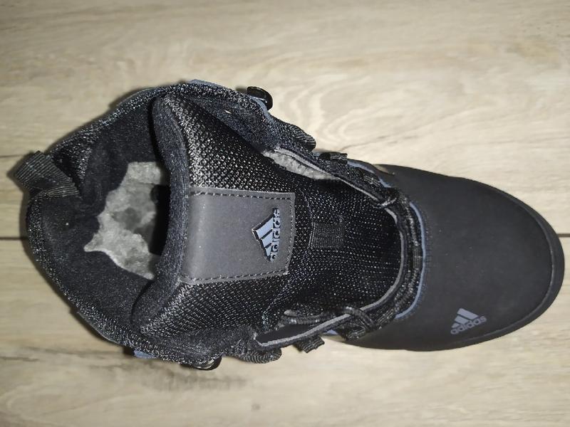 Зимние ботинки adidas climaproof зима зимові кроссовки - Фото 5